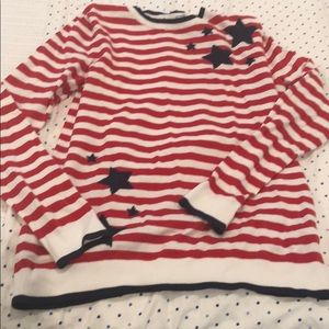 Vineyard vines red white and blue star